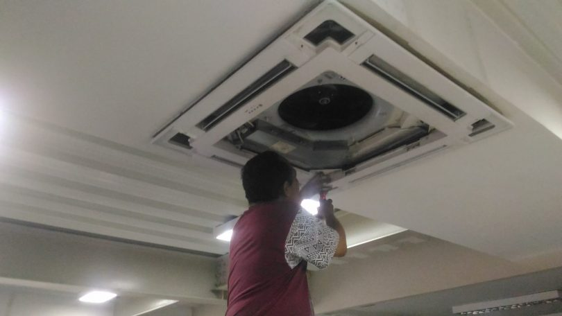 Daikin Central AC Service Center in kolkata