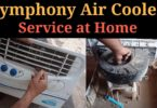 Symphony cooler service centre in Kolkata