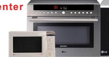 LG micro oven service centre in Kolkata